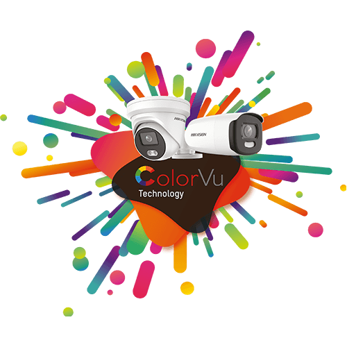 Hikvision ColorVu brings colour to your CCTV footage