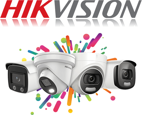 Hikvision CCTV and security solutions